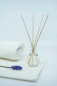 engage the senses when doing an open house