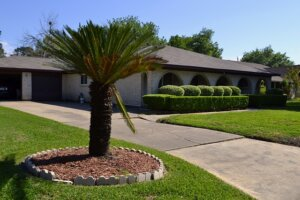 Do a landscaping to increase appeal of your home for sale