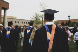 Sell land to invest in college education