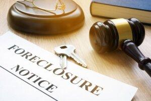 Foreclosure notice of default in Tucson AZ