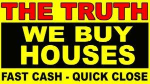 We buy homes Fast in Tucson Arizona