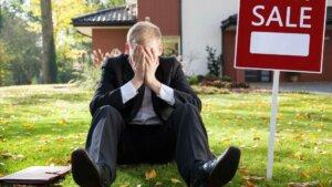 Failing Real Estate Agent