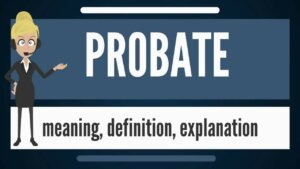 Definition of probate