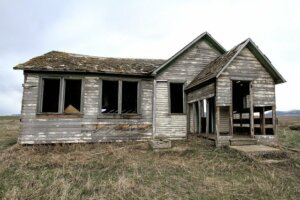 Selling a house that needs repair