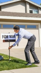 Selling through a real estate agent in Tucson AZ