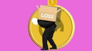 Financial loss foreclosure moratorium
