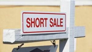 Short sale option when selling house in Tucson
