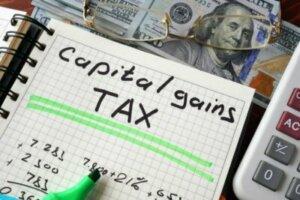 Capital gains tax in Tucson