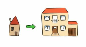 upsize or downsize your house in Tucson