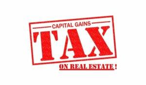 Capital gains tax in Tucson AZ