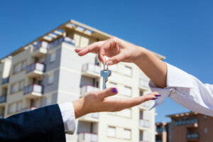 Offer the house you are selling to your tenants
