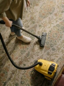 House cleaning before selling in Tucson
