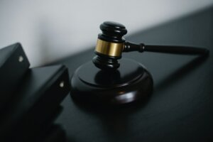 Court hearing for probate property in Tucson