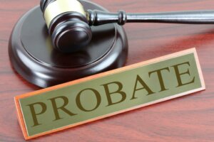 Selling an inherited house while in probate