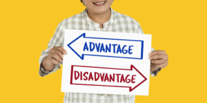 Advantage and disadvantage of buying property through cash