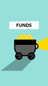Gather all your funds to pay your investment property for cash