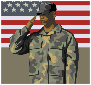 Buying a house as a veteran