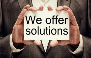 We provide solutions to your real estate selling problems