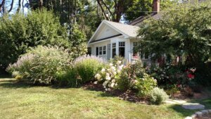 Cost of maintaining the yard clean