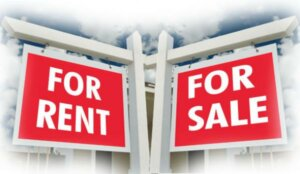 For rent or For Sale Options