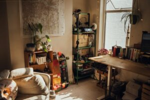 Clean the clutter when staging your home in Tucson