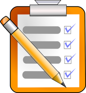 Checklist when buying a house in Tucson