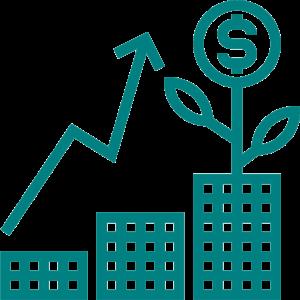 Real estate market growing