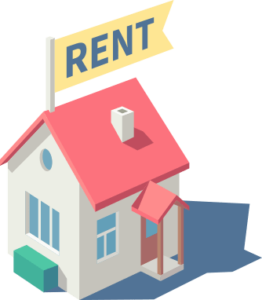 Renting your house to be able to pay mortgage