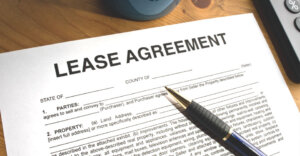 Lease agreement in Tucson