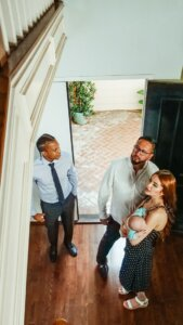 Property showing when selling house in Tucson