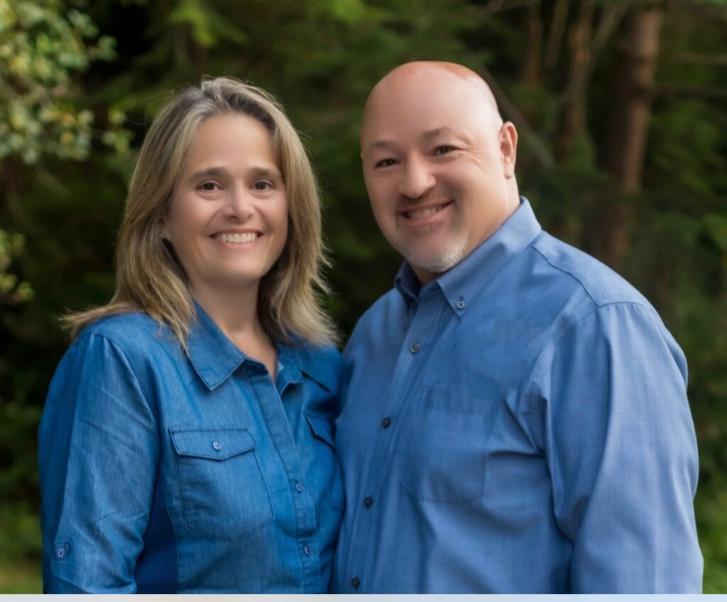 Andy and Laura Post w/ Mastco Properties