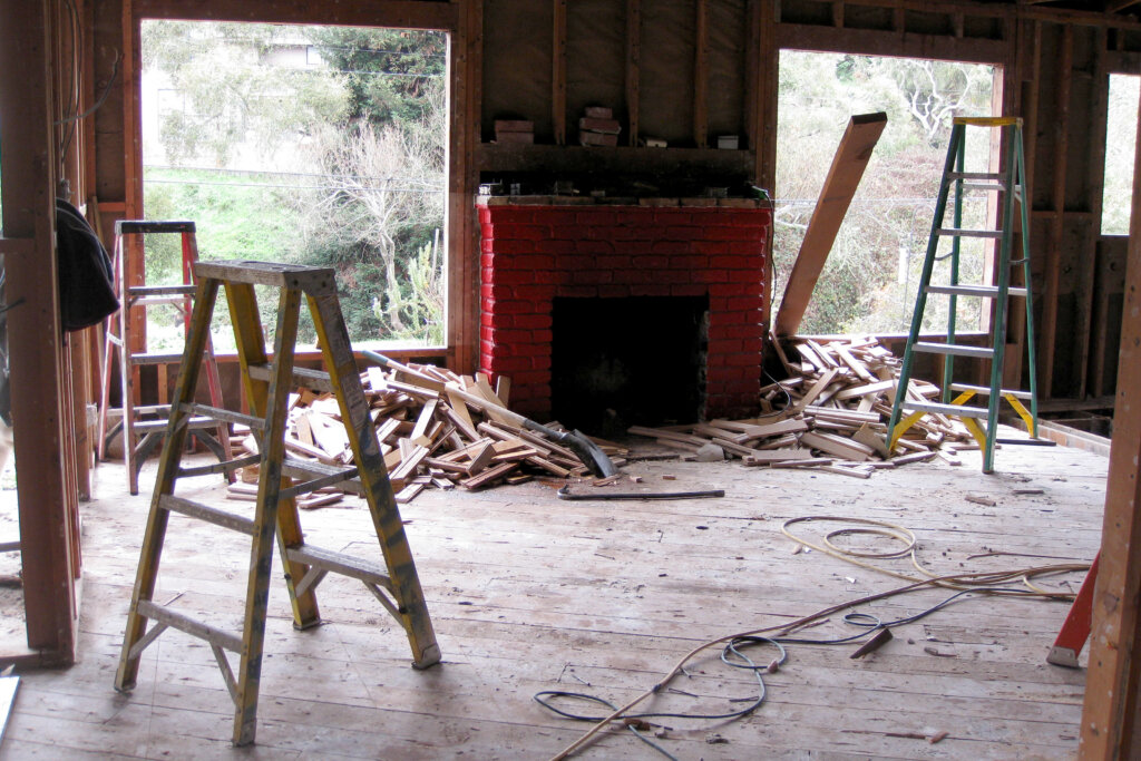 Remodeling House for a Profit