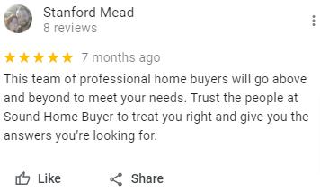 We buy houses in WA