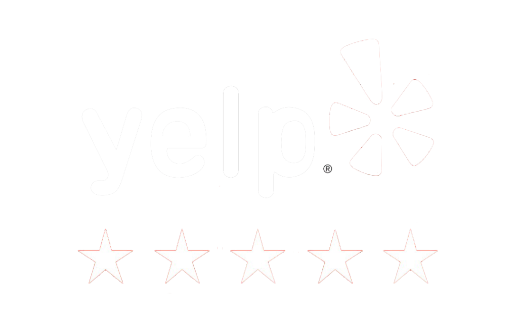 Yelp Logo linked to Yelp Reviews