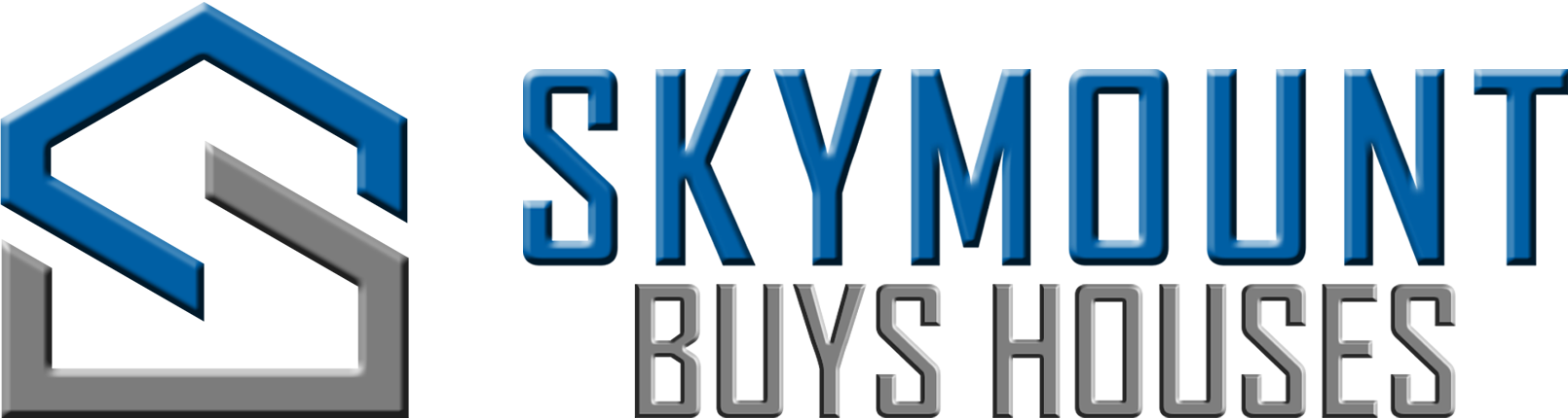 SKYMOUNT BUYS HOUSES logo