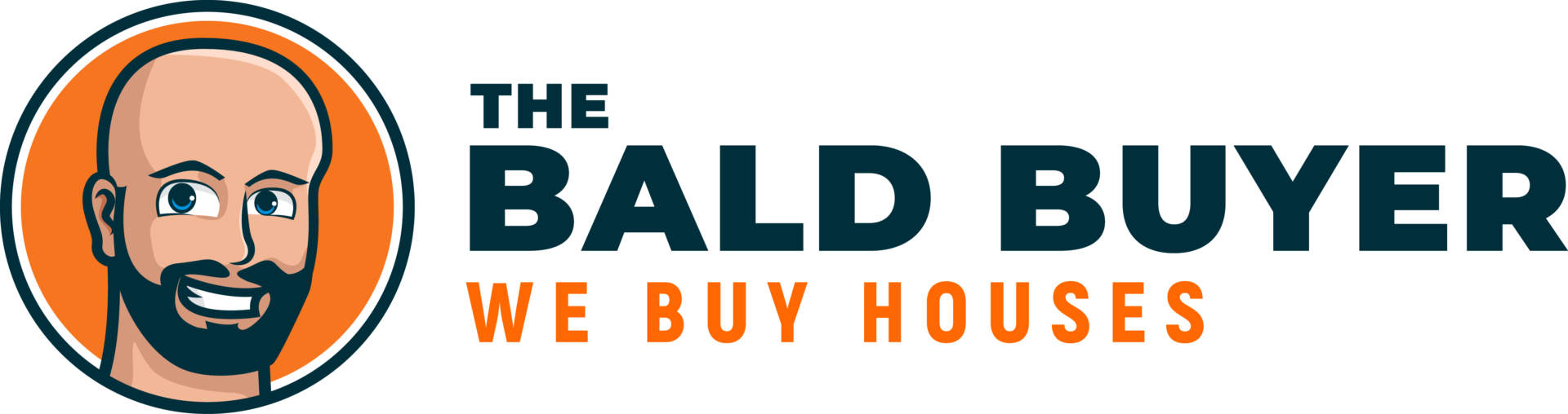 The Bald Buyer  logo