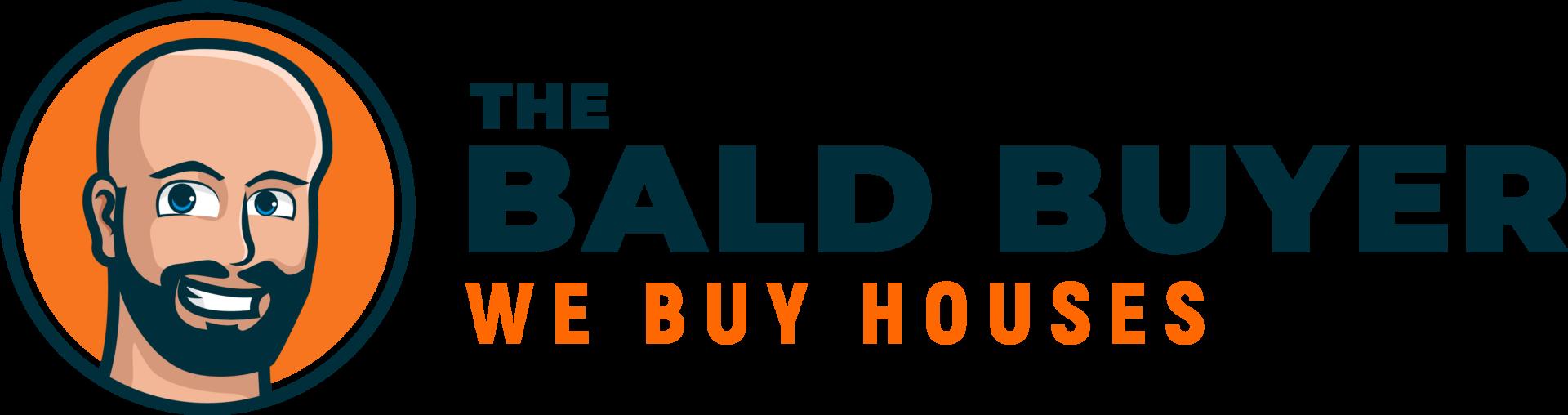 The Bald Buyer  logo