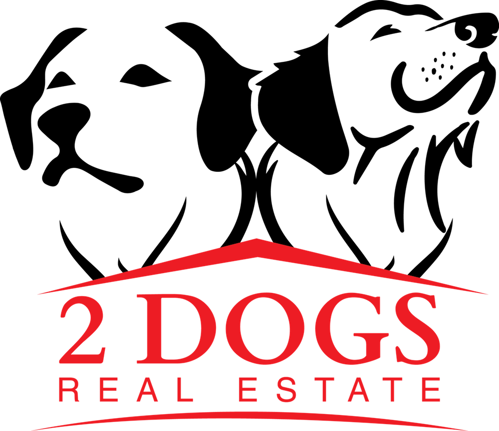 2 Dogs Real Estate logo