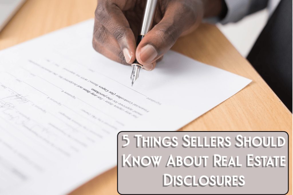 5 things sellers should know about real estate
