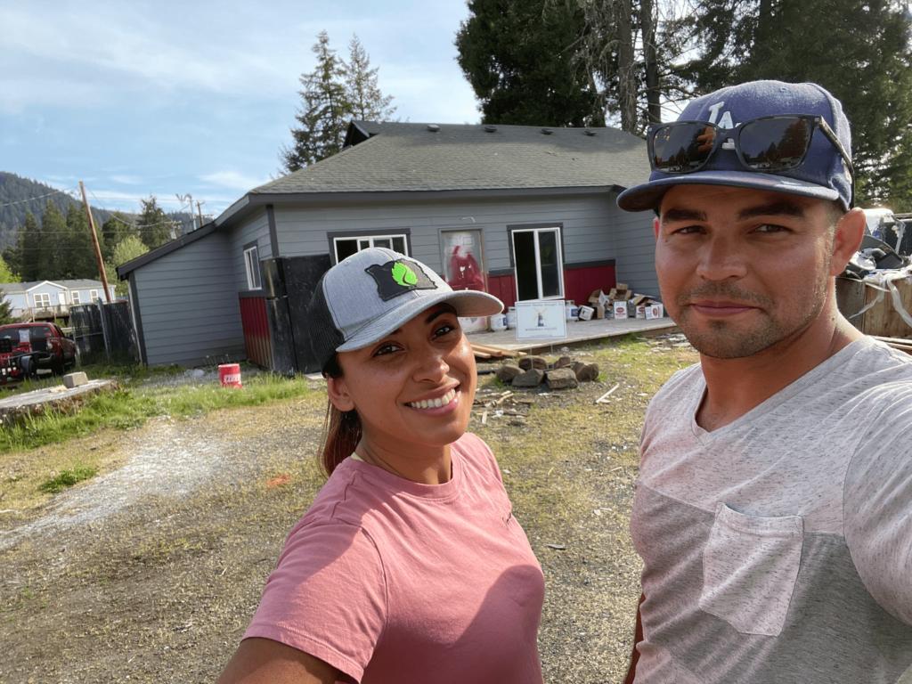 Marcola Oregon Fix this house