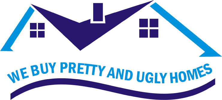 We Buy Pretty and Ugly Homes logo