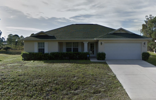 Home bought in Fort Myers by Freshwater Investment Properties