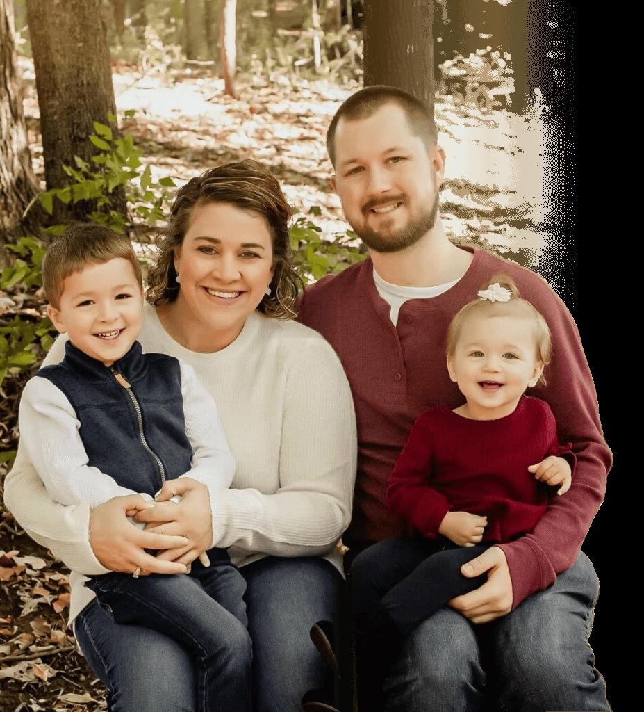 Ryne Lambert and Kelly Lambert Family