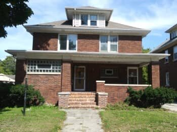 We purchased this house in green bay for cash in as-is condition