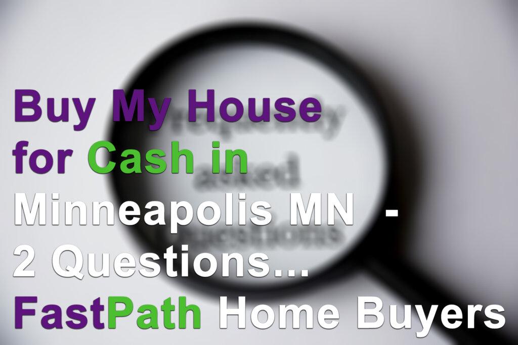 Investors that buy houses in Minneapolis MN