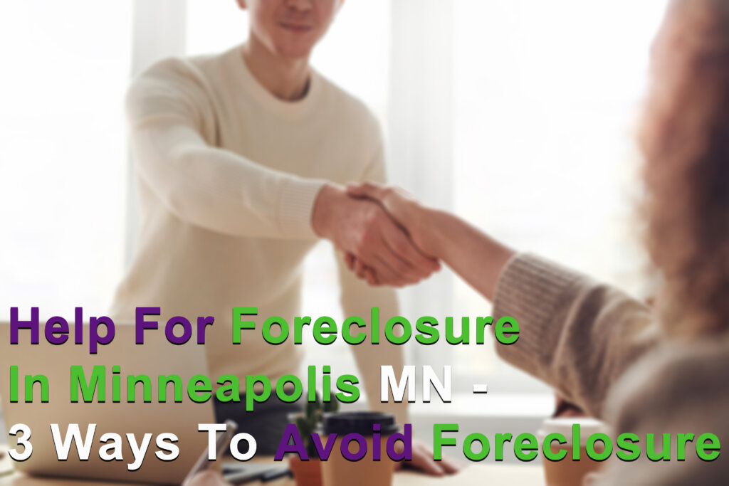Sell my house to FastPath Home Buyers during Foreclosure in Minneapolis MN