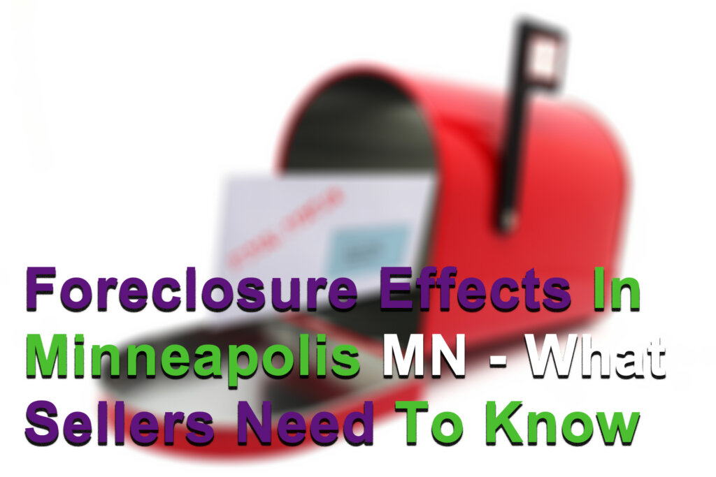 Sell your house during Foreclosure in Minneapolis MN