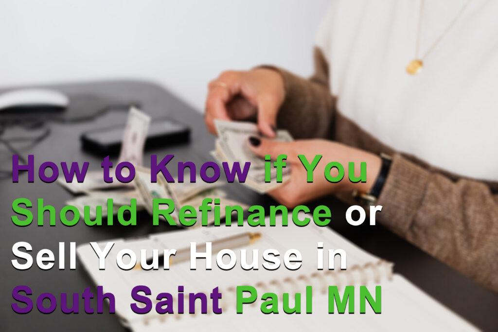 We Buy Houses in South Saint Paul