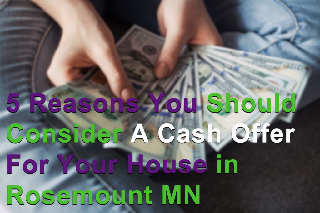 Sell your house to FastPath in Rosemount MN