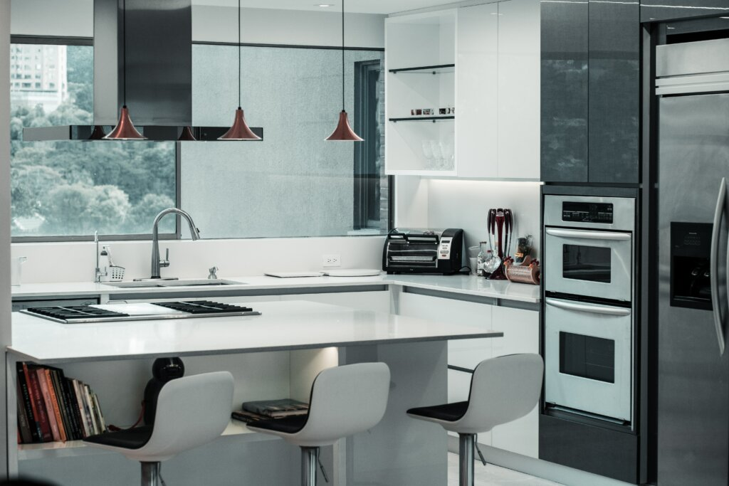 Kitchen remodel image when selling your house